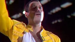 Queen - Live At Wembley stadium - 11 july 1986