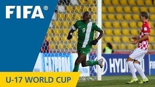 Highlights: Croatia v. Nigeria - FIFA U17 World Cup Chile 2015