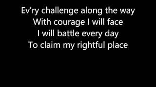 pokemon movie song 17 XY with lyrics