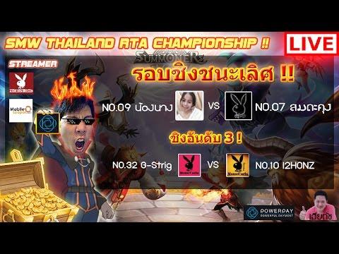 SMW Thailand RTA Championship !! -