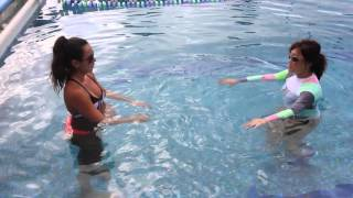 Water & Pregnant Exercise Routine