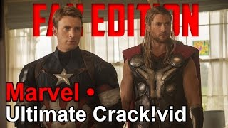 Marvel • Ultimate Crack!Vid (Fan Edition)
