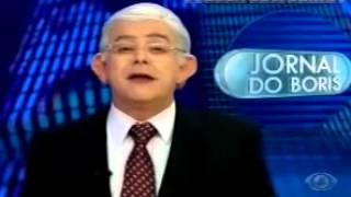 Jornal Do Boris - Panico na Band