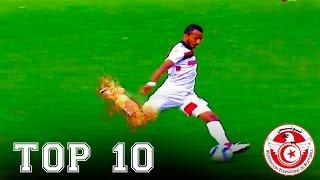 أفضل أهداف صاروخية في دوري التونسي l 2015_2016 l