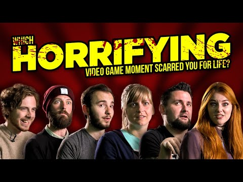Which Horrifying Video Game Moment Scarred You For Life