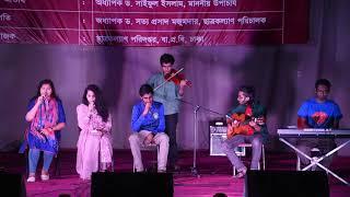 Amar Ekla Akash   Club Fair 2018