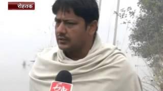 Canal breach destroys crops worth crores in Rhotak