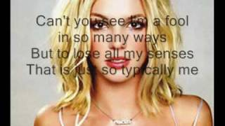 Britney Spears - Oops I Did It Again + Lyrics