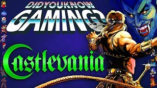 Castlevania - Did You Know Gaming? Feat. Remix of WeeklyTubeShow