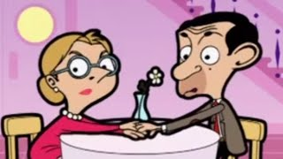 Mr Bean the Animated Series - Hot date