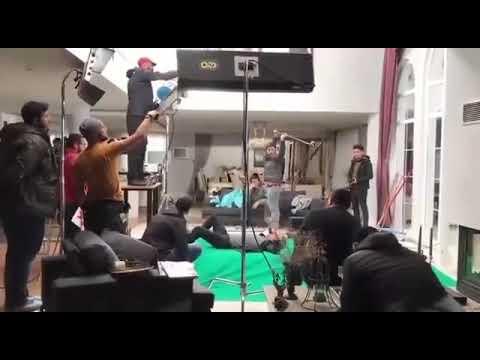 Sen Anlat Karadeniz Kamera Arkası-Tahir'in Vedat'ı Dövdüğü Sahne #36bölüm