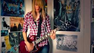 ☆ HOLIDAY - FULL GUITAR COVER BY CHLOE ☆