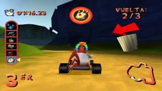 Looney Tunes Racing gameplay en español - Parte 5 (Que hay de opera, Viejo?)
