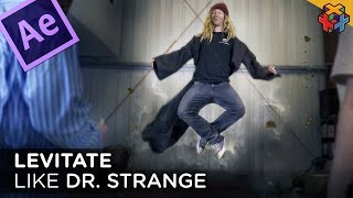 LEVITATE like Doctor Strange in Adobe After Effects