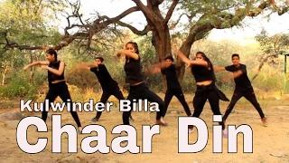 Chaar Din - Kulwinder Billa - Sandeep Brar || Desire Dance & Fitness Academy