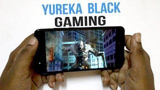 Yu yureka Black Gaming review and Heating | Hindi | Android Buddy |