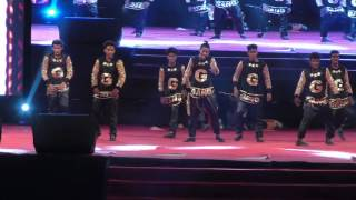 G Gang Crew 2nd Place   CDC 2016 Finals