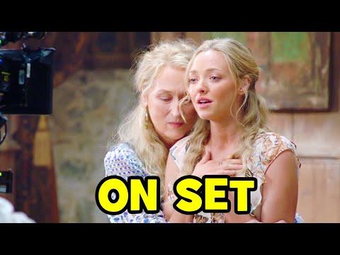 Xxx Mp4 Go Behind The Scenes On MAMMA MIA 2 Here We Go Again 3gp Sex