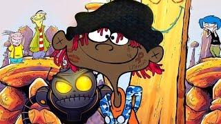 Famous Dex - Living My Life (Dexter The Robot)