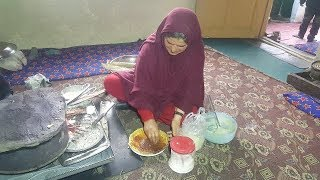 Golay/ Gialing - Very Famous Traditional Food Of Gilgit Baltistan - Pakistan