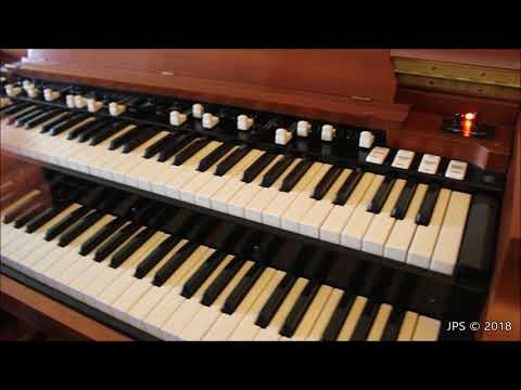 The Hammond B3 Series How to operate a Hammond B3 and Leslie also B2 C2 C3