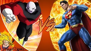 JIREN vs SUPERMAN! (Dragon Ball Super vs DC Comics) _ REWIND RUMBLE! REACTION!!!