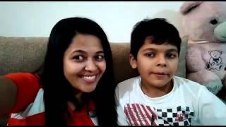 Rang de tu mohe geruva!!! Aadu and mom