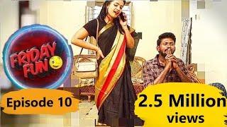 Friday Fun || Episode -10  || After Marriage || Mahesh Vitta || Jhansi || Praneeth Sai