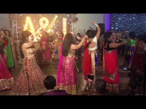 BEST FAMILY SANGEET DANCE 2016