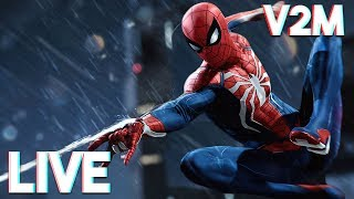 Spider-Man PS4 Looks AMAZING! | Who the Character at the End of the Demo Is | E3 2018 Talk LIVE