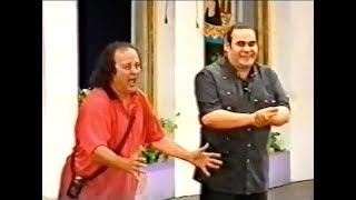 أحلي مشهد بين سيد زيان ومحمد نجم على المسرح 🎬