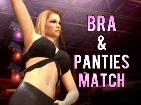 WWE Smackdown: Here Comes The Pain - Bra & Panties Match