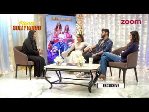 'Mubarakan' Stars Arjun Kapoor,Ileana Dcruz & Athiya Shetty Get Candid  | Exclusive