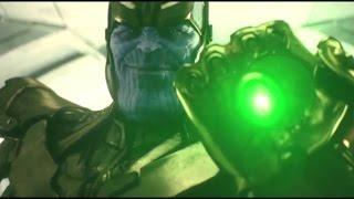 Avengers: Infinity War Part 1 Fan Trailer