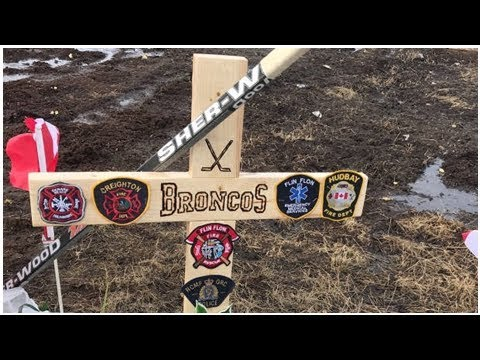 First responders face long-term risk of PTSD after Humboldt   CBC News