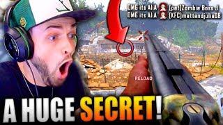 There's a HUGE SECRET in COD WW2... (Shotgun SNIPER)