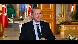 Cumhurbaşkanı Erdoğan, ATV - A Haber ve A News ortak yayınında konuştu