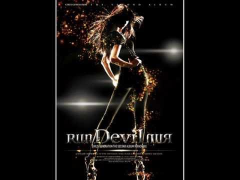 Audio Run Devil Run SNSD Girls Generation
