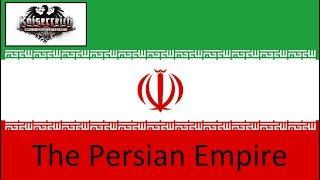 HOI4 Kaiserreich Iran EP1 Part 2 - Helping the Alash Orda