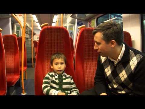 Rye Birthday Interview, 5-Years-Old. Pyrford, Surrey, England