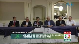 Empresarios mencionados por MP-Cicig se pronuncian   Prensa Libre
