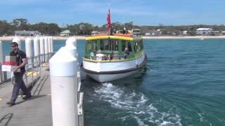 Bundeena wharf & ferry