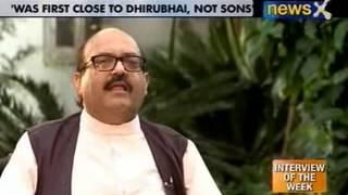 Amar Singh speaks about Amitabh Bachchan and Jaya Bachchan