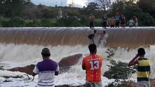 Rio Juaguaribe Barragem de Jucas-ce