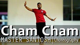 Cham Cham | Tiger Shroff, Shraddha Kapoor | SK Choreography