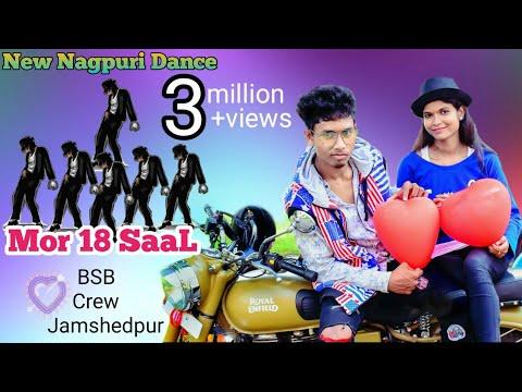 Xxx Mp4 Mor 18 SaaL💖 New Nagpuri Sadri Dance Video 2018🕺BSB Crew Jamshedpur 😍 Santosh Daswali 3gp Sex