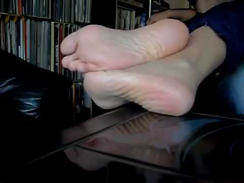 My wifes sexy feet and soles