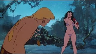Fire & Ice Animated Cartoon Full Movie In English (1983) | Part 8/8