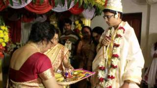 Jamai Boron - Part of Traditional Bengali Wedding Video