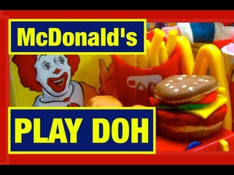 mcdonald 39 s happy meal drive thru mcdonalds toys review by mike mozart of thetoychannel vidoemo. Black Bedroom Furniture Sets. Home Design Ideas